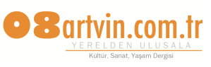 08 Artvin Dergisi logo